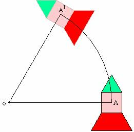 Definition and examples angle of rotation | define angle of ...