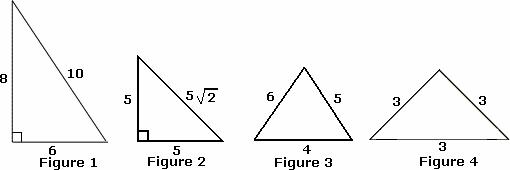 Definition and examples isosceles right triangle | define ...