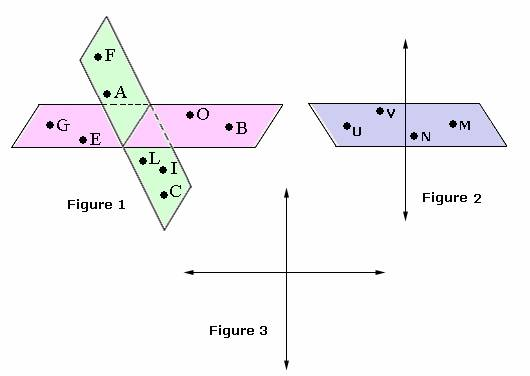Definition and examples of plane define plane - geometry - Free
