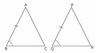 Definition and examples of sas congruency postulate | define sas ...