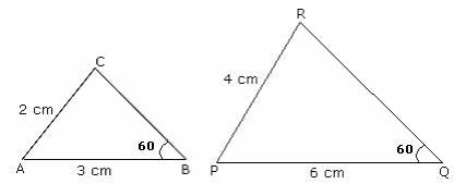 Definition and examples of sas similarity postulate | define sas ...